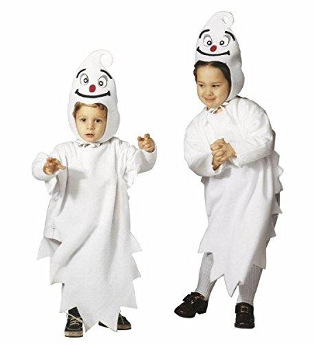Kinder Geist Freundlicher Kostüm - Geist Kostüm Kinder Gr. 104