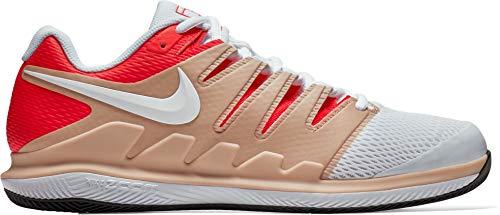 Nike Air Zoom Vapor x Scarpe da Tennis, Uomo, Stivaletti da Pioggia zebrati - Bambini, 11.5 M US