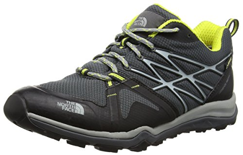 The North Face Hedgehog Fastpack Lite Gtx Goretex Noir-Gris - Chaussures Chaussures-de-randonnee Homme