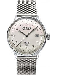 Junkers Herren-Armbanduhr Analog Automatik Edelstahl 6056M5