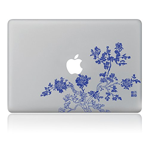 Cinlla® Alte Malerei Laptop AufKleber Notebook Schutzfolie Haut aus Vinyl Skin Sticker Decal für Apple Macbook Pro 13
