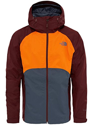 The North Face Sequence, Giacca Uomo Vngy/exbor/sqrd