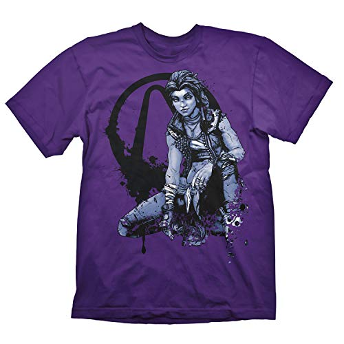 "Borderlands 3 ""Amara"" T-Shirt Size S"