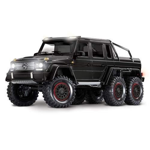 Traxxas Mercedes G63 6x6 Brushed 1:10 RC Modellauto Elektro Crawler Allradantrieb (4WD) RTR 2,4 GHz