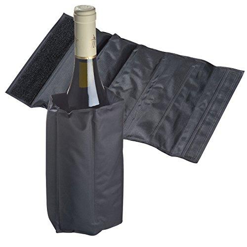 Kühlmanschette mit Kühlpads für Wein und Sekt / Sektkühler / Flaschenkühler