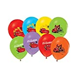 Cars Party Ballons,10 Stk