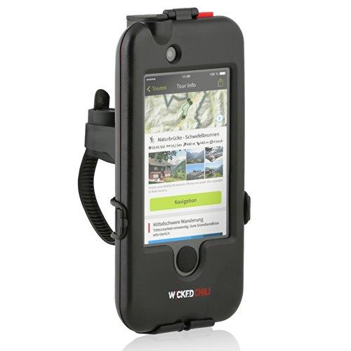 Wicked Chili 699x - Soporte de bicicleta para Apple iPhone 4/4S/3Gs/3G/iPod Touch 4