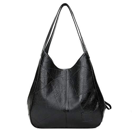 TMFGX Damenhandtasche Hobos Bag Frauen Handtaschen Aus Leder Weibliche Umhängetaschen Lady Tote Weiche Tasche Für Frauen Casual Bolsos Feminina 2019 Sac -