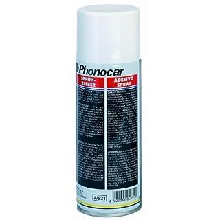 Phonocar 4/931Kleber Spray für Teppichböden, Mehrfarbig