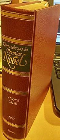 Andre gide, 1947 par André Gide