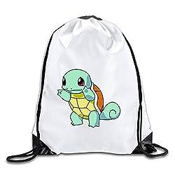 Good Gift - Geek Pokemon Bulbasaur Backpack Sack Bag Gym Bag For Men & Women Sackpack