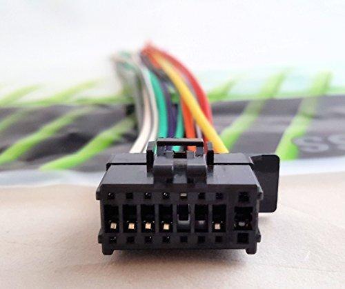 Preisvergleich Produktbild Pioneer Wire Harness DEH-P4200UB DEH-X6500BT DEH-X65BT FH-X700BT DEH-150MP DEH-15UB DEH-2500UI DEH-4500BT DEH-X3500UI DEH-X35UI DEH-X55HD DEH-X5500HD by IMC Audio