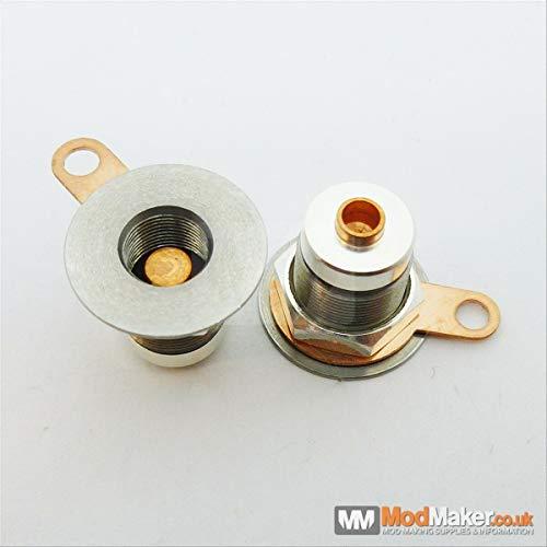 Mod Maker 510 Connector Micro Spring, 16-30mm Top Cap (Top Cap Breite: 18mm) -