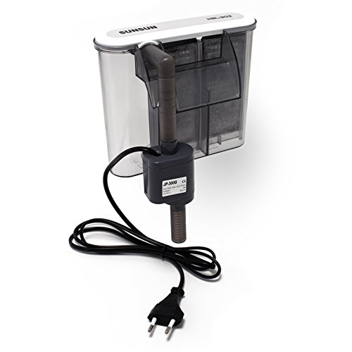 SunSun HBL-302 Hang on Filter Anhängefilter 350 L/h bis 20 L Aquarium Filter