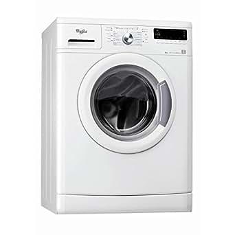 Whirlpool AWOD 4836 Autonome Charge avant 8kg 1400tr/min A+++ Blanc - machines à laver (Autonome, Charge avant, A+++, A, B, Blanc)