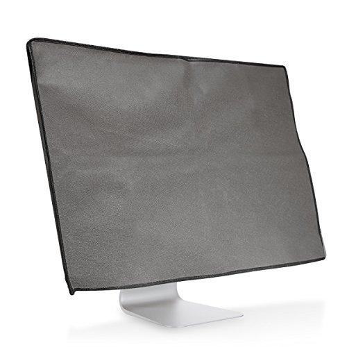 """kwmobile Bildschirm Schutzhülle für 20-22"""" Monitor - Staubschutz PC Monitor Hülle in Dunkelgrau"""
