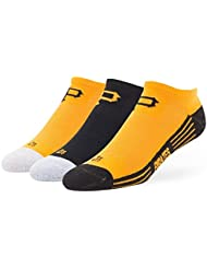 "Pittsburgh Pirates MLB 47 Brand ""Float"" 3 Pack Colorblocked Men's No Show Socks"