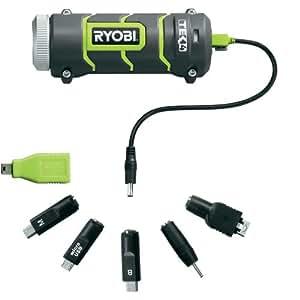 Chargeur nomade Li-Ion 4V TEK4 Ryobi RP4900-Outillage électroportatif: accessoires