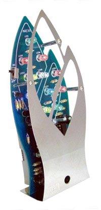 Arexx Stressmeter SMR-10K Ausführung (Bausatz/Baustein): Bausatz