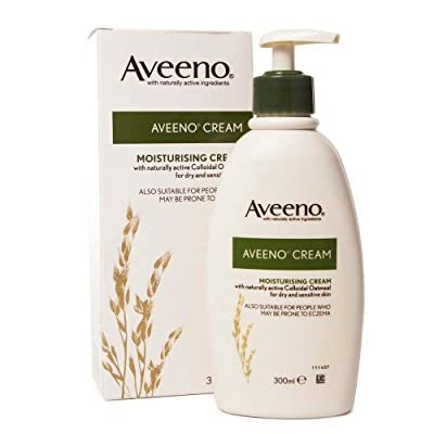 Aveeno Moisturising Cream by Johnson and Johnson
