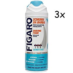 3 x Figaro de afeitar para...