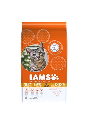 iams-cat-food-proactive-health-adult-rich-in-succulent-roast-chicken-10-kg