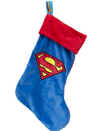 Preisvergleich Produktbild Superman - Classic Logo Christmas Stocking