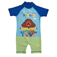 Hey Duggee Sun Suit 3-4 Years