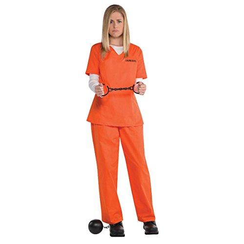Kostüm Gefängnis -