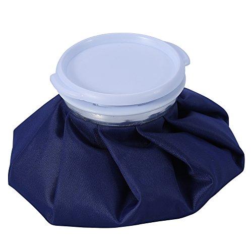 3 Größen Cold Packs, multifunktionale große Kapazität Muskelsportverletzung Schmerzlinderung Erste-Hilfe-Kit kalte Eisbeutel für Knie Kopf Bein(6'') -