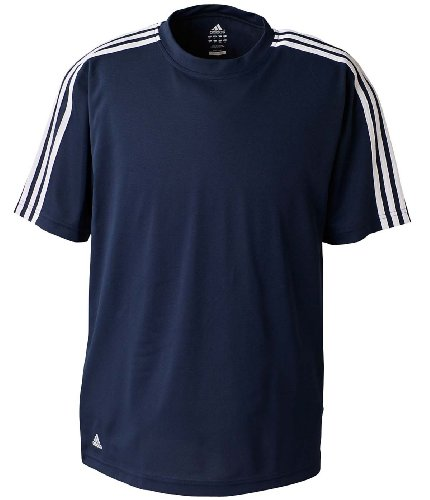 AdidasDamen T-Shirt Mehrfarbig Parent Parent Dunkles Marineblau / Weiß