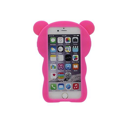 étui Silicone Gel Coque Apple iPhone 6 / 6S 4.7