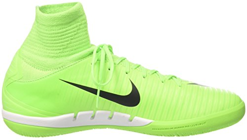 Nike Unisex-Kinder Mercurial X Proximo Ii Df Ic Fußballschuhe Grün (Electric Green/black-bleu Ghost Green)