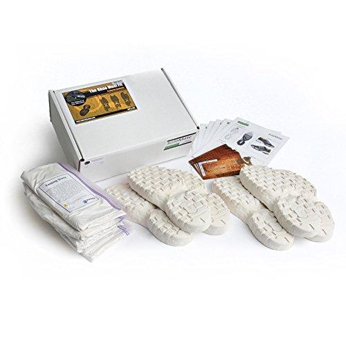 crosscutting Concepts vxh-ll-ftp Lyle und Louise der Schuh muss Passform Fußabdruck Analyse Kit