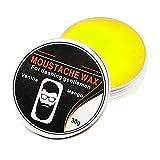 Symeas La barbe nourrissante de nettoyage de crème de soin de barbe favorisent la cire de barbe anti-perte de croissance de moustache