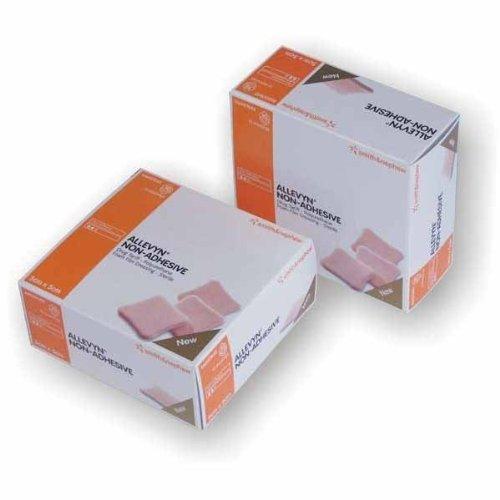 ALLEVYN non Adhesive 40x70cm Kompressen 2 Stück -