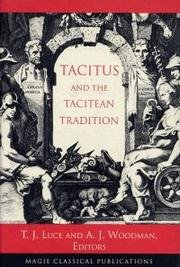 Tacitus and the Tacitean Tradition (Princeton Legacy Library)