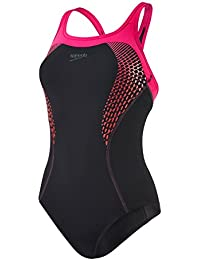 Speedo Women's Fit Kickback Swimsuit