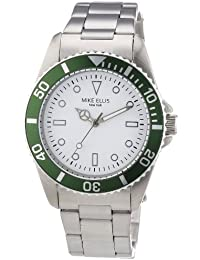 Mike Ellis New York Herren-Armbanduhr Analog Quarz M2969ASM/3
