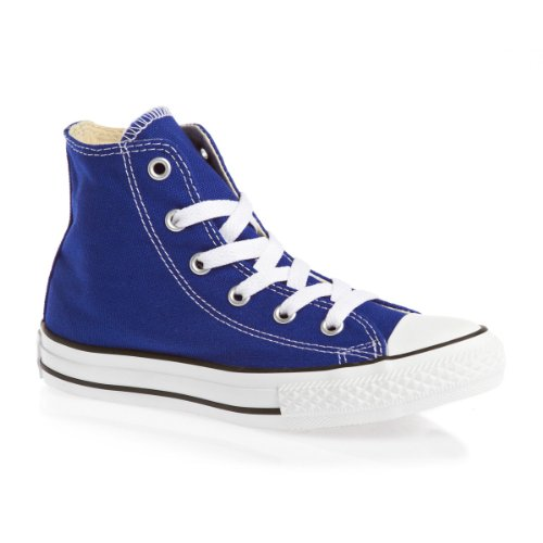 Converse As Hi Can Wht, Sneaker a Collo Alto Unisex – Adulto Blu (Radio Blue)
