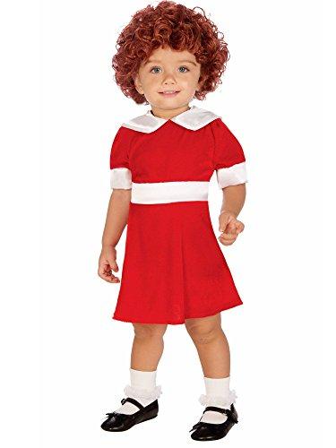 Forum Novelties Little Orphan Annie Child Costume, Toddler