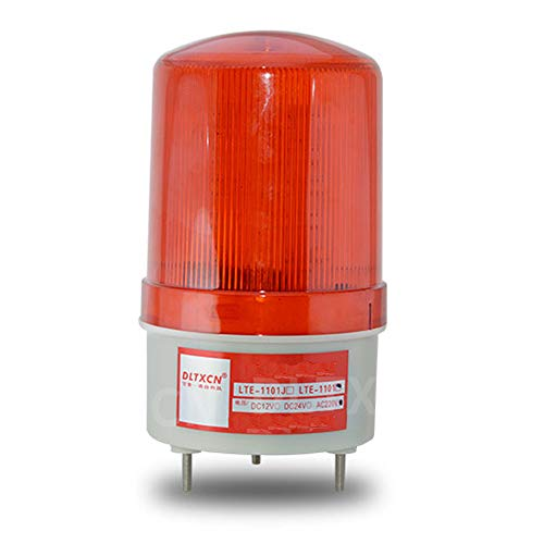 Auto Outdoor LED Blinklicht Warnsignal, Road Flares Vehicle Light Beacon Prevent Highlight Roadside Safety Emergency LED Lampe (Red),Red Led Emergency Vehicle Lights