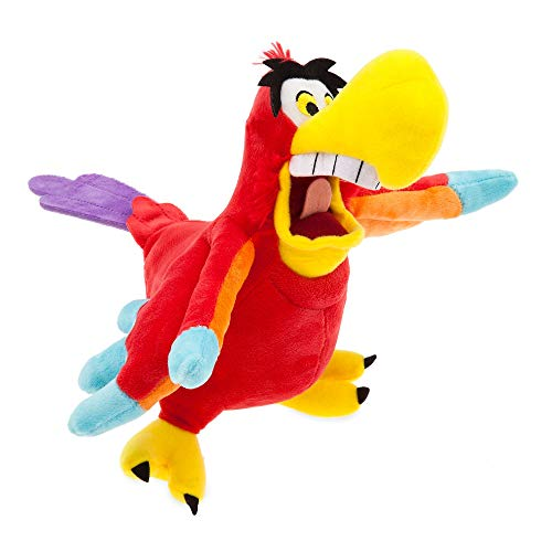 Disney Official Store Aladdin Iago Parrot Small 34cm Soft Plush Toy Doll