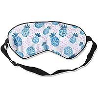 Blue Pineapple Breeze 99% Eyeshade Blinders Sleeping Eye Patch Eye Mask Blindfold for Travel Insomnia Meditation preisvergleich bei billige-tabletten.eu