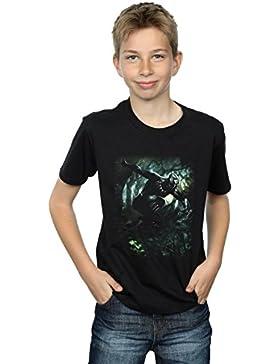 Marvel Niños Black Panther Jungle Run Camiseta