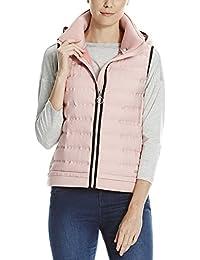 Bench Asymmetric Insulator Vest, Gilet D'extérieur Femme