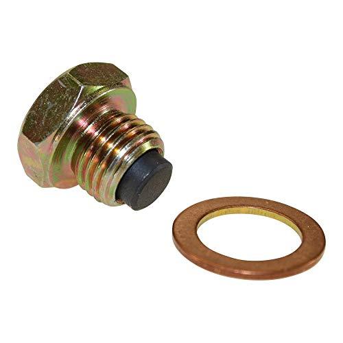 Magnet Öl Ablassschraube M12 x 1,5 mit Dichtring Ölablassschraube M12x1,5mm (Honda ölablassschraube)