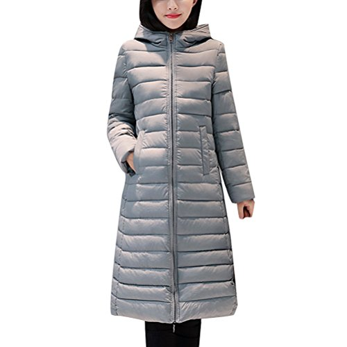 Zhhlinyuan Europe and the United States Style Keep Warm Lightweight Coat Down Jacket Winter Schön for Women