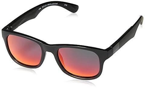 2017 Gill Reflex Sunglasses Black / Orange 9662