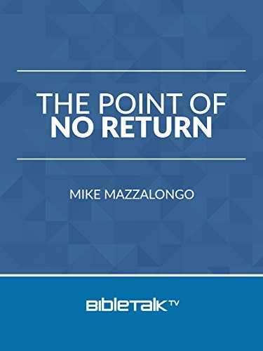 The Point of No Return